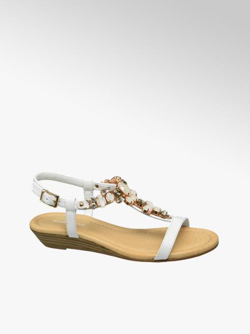 Graceland Junior Girl Gem Stone Embellished Sandals