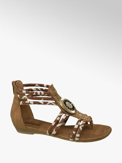 Graceland Junior Girl Gladiator Sandals