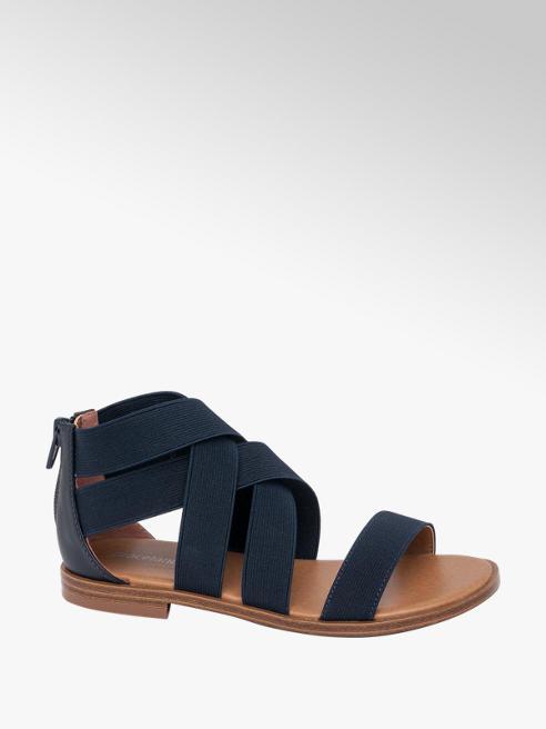 Graceland Junior Girl Elastic Strappy Sandals