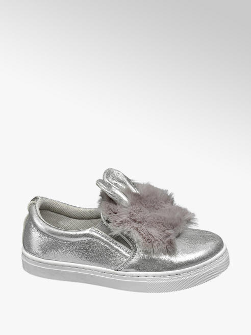 Graceland Junior Girl Fluffy Casual Shoes