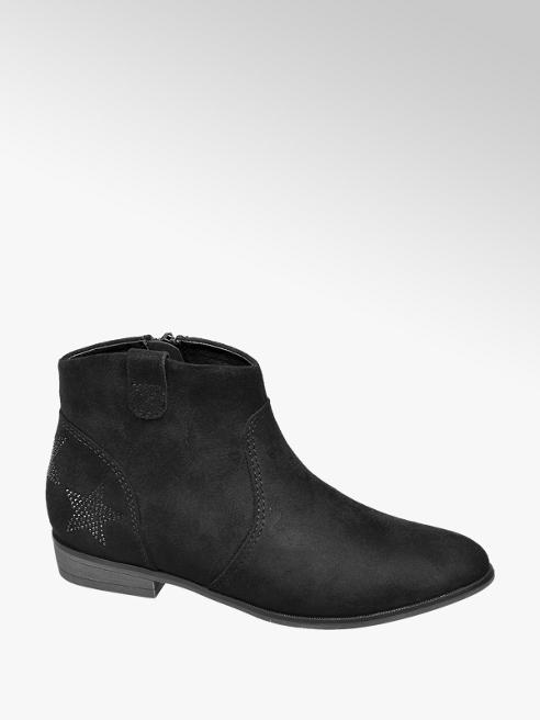 Graceland Junior Girl Star Detail Western Boots