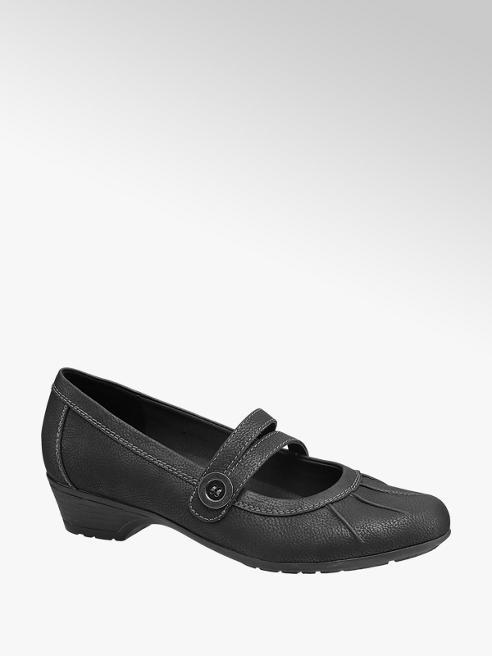 Graceland Contrast Stitch Shoes