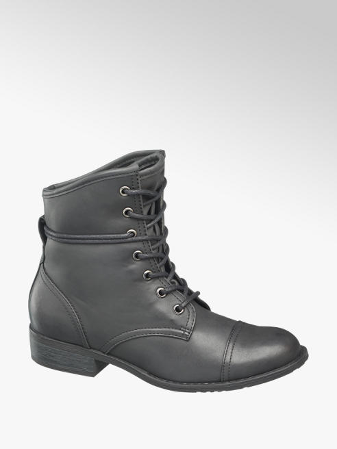 Graceland Grey Ankle Boots