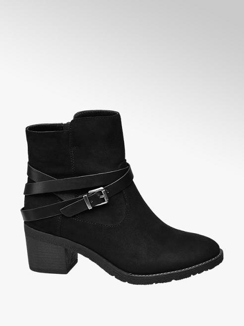 Graceland Buckle Tie Boot