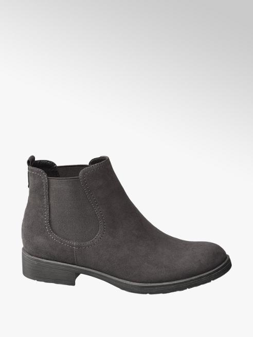 Graceland Grey Chelsea Boots