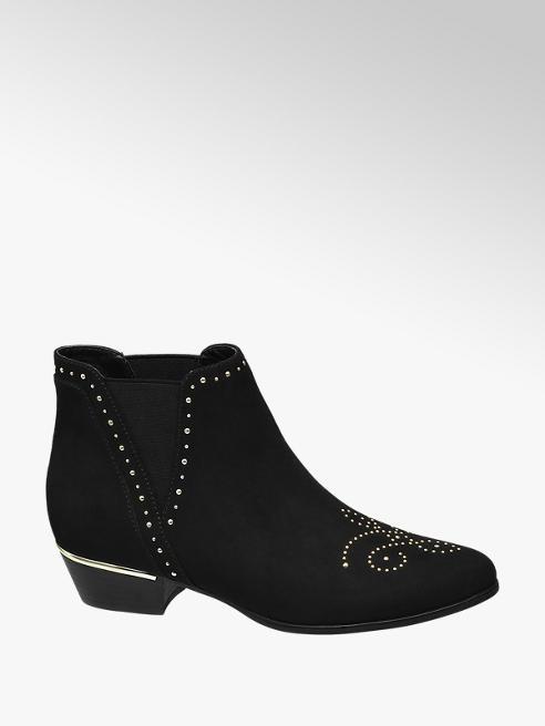 Graceland Gem Pattern Chelsea Boot