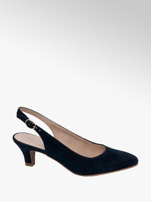 5th Avenue Heeled Shoe
