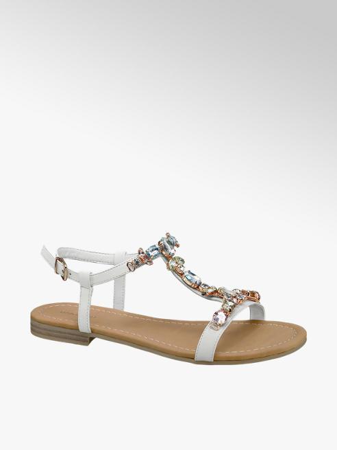 Graceland Jewelled Sandals