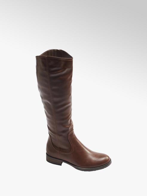 Graceland Brown Long Leg Boots