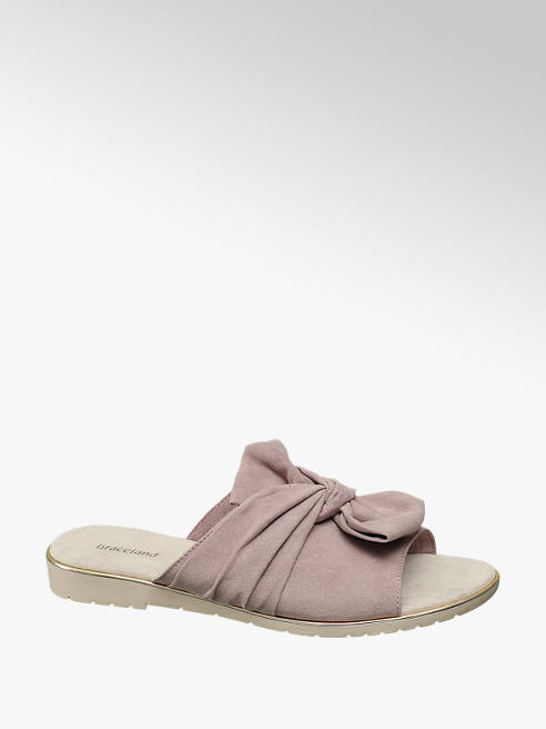 Graceland Knotted Slip On Sandal