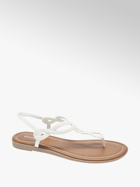 Graceland Plaited Sandal