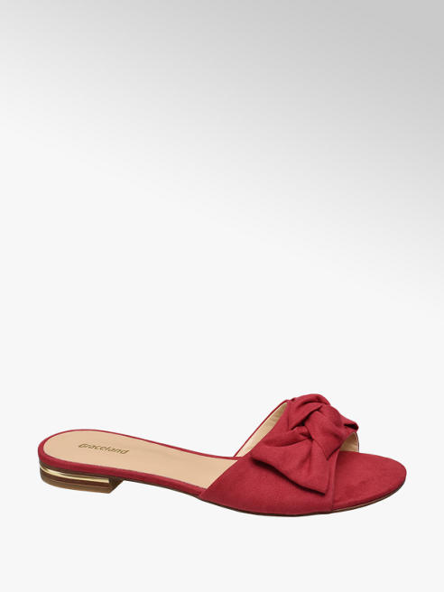 Graceland Bow Detail Sandal