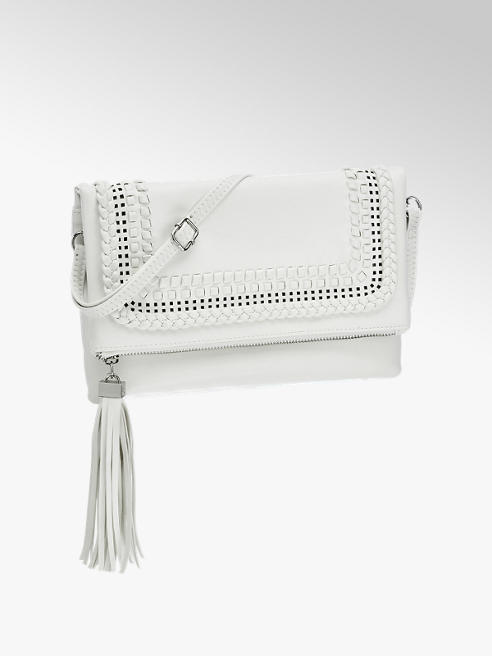 Graceland Plaited Clutch Bag