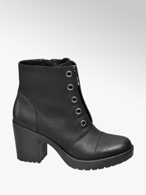Graceland Heeled Ankle Boot