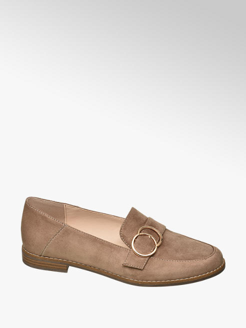 Graceland Loafer in Braun
