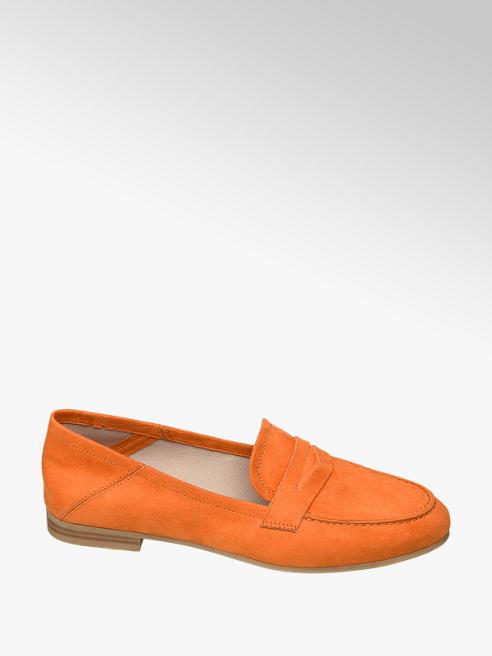 Graceland Loafer in Orange