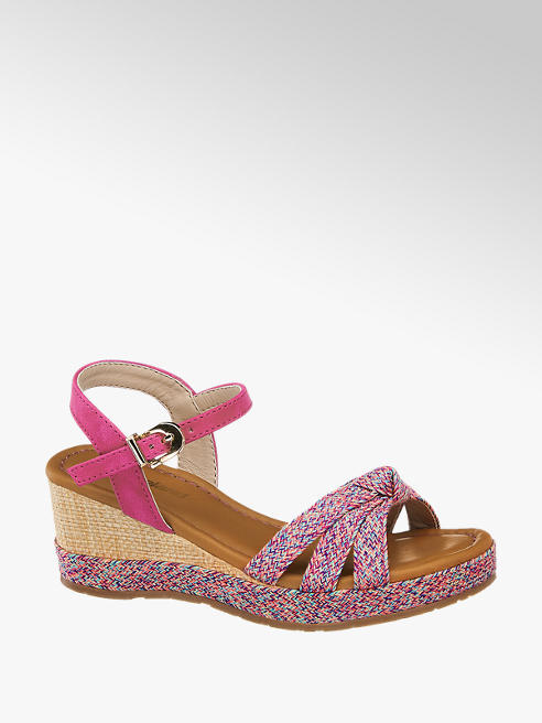 Graceland Mädchen Sandaletten in Pink