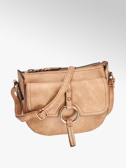 Graceland Metal Ring Detail Cross Body Bag