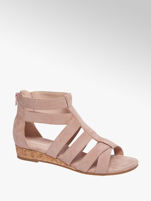 Graceland Roze sandaal