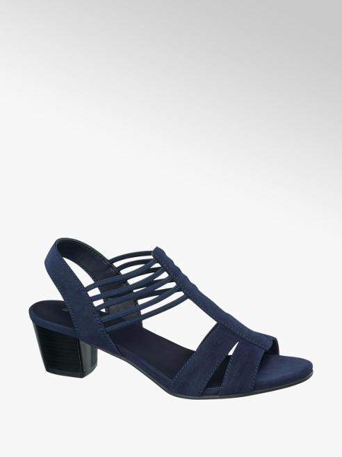 Graceland Sandaletten in Blau