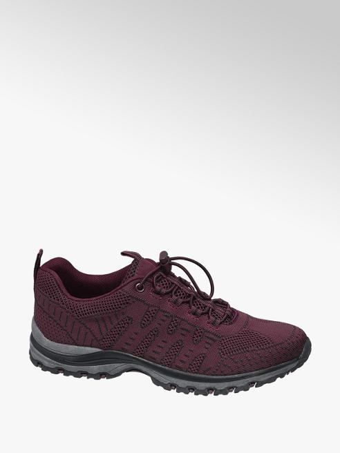 Graceland Slip on Sneaker in Rot