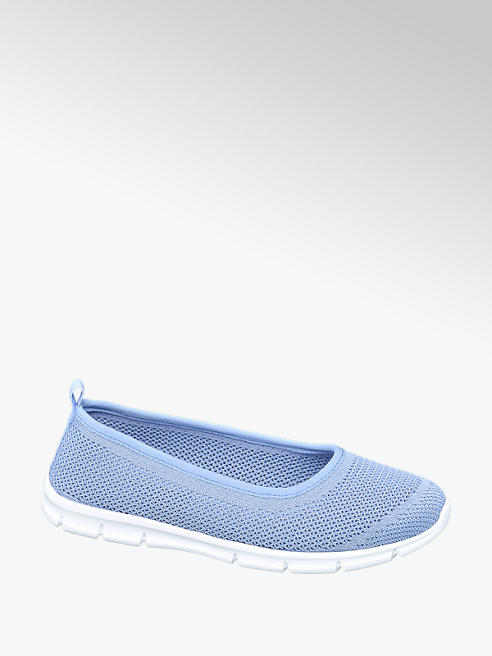 Graceland Slipper in Blau