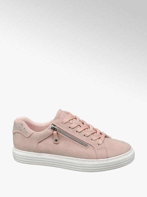 Graceland Sneaker in Rosa