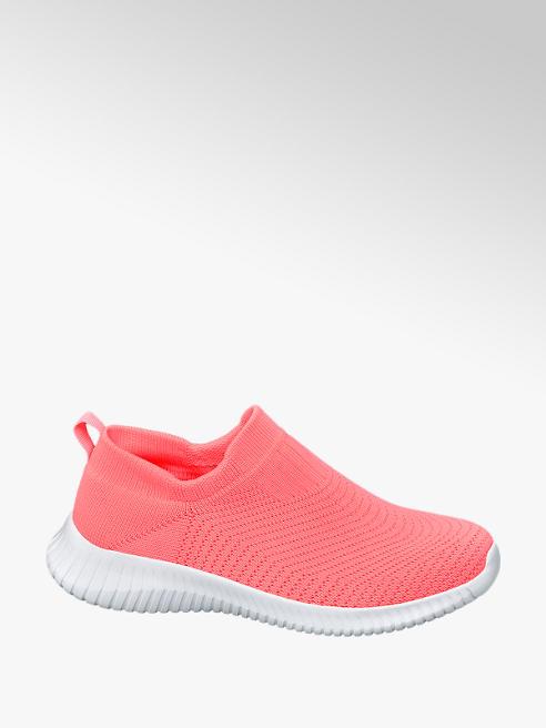 Graceland Sock Sneaker in Pink