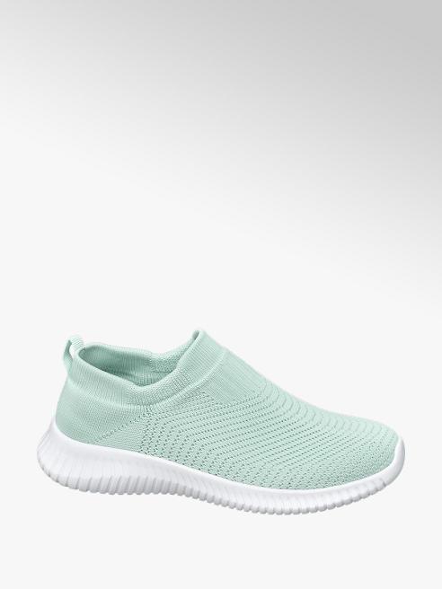 Graceland Sock Sneaker in Türkis