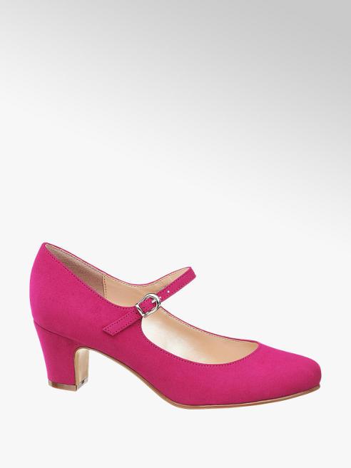 Graceland Spangen Pumps in Pink