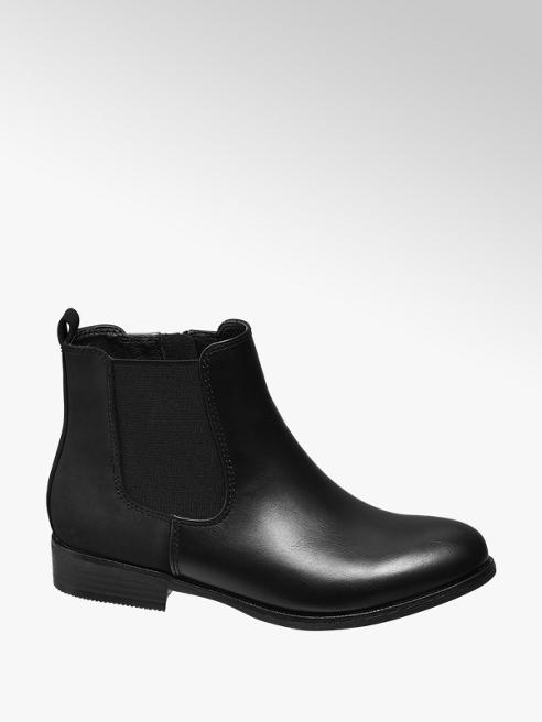 Graceland Teen Girl Black Chelsea Boots