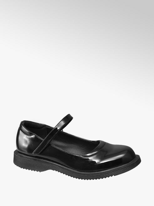 Graceland Teen Girl Patent Bar Shoes