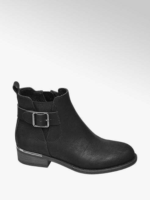 Graceland Teen Girls Chelsea Boots with Buckle Detail