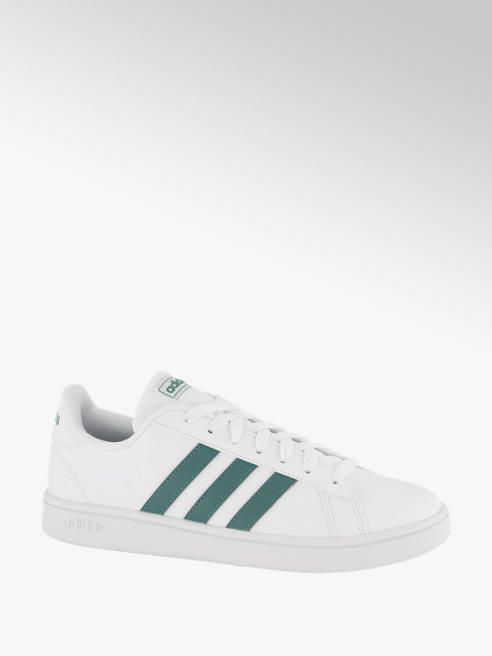 Adidas Grand Court Base Lädersneaker