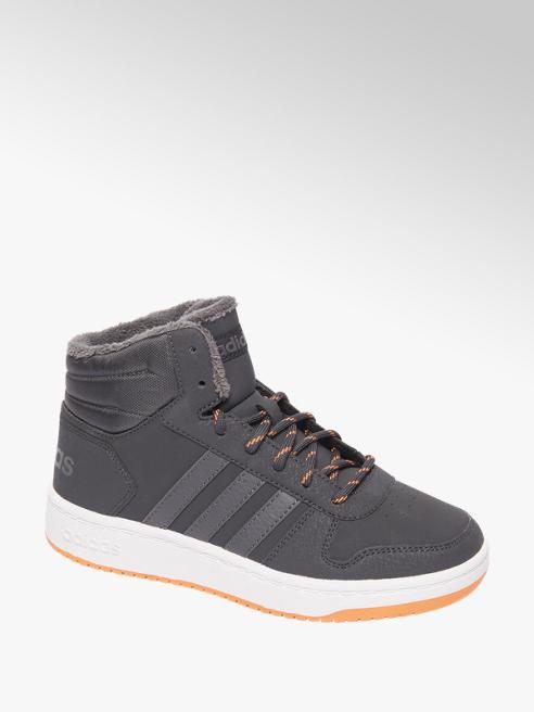 adidas Grijze Hoops Mid 2.0