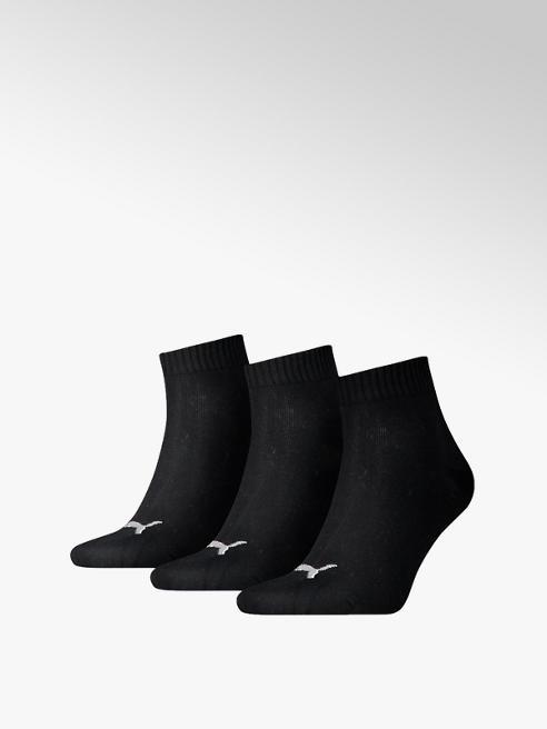 Puma Herren Quarter Socken 3 pack 43-46