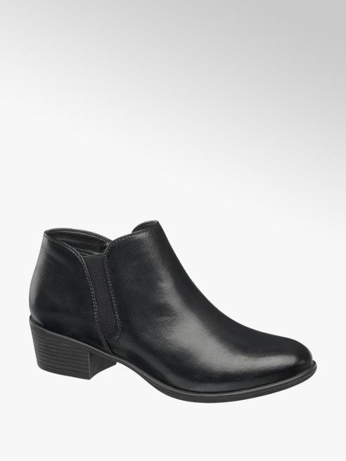 Graceland Black Chelsea Boots