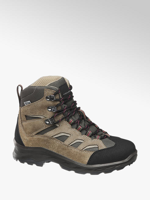 Highland Creek Trekking Boots in Braun