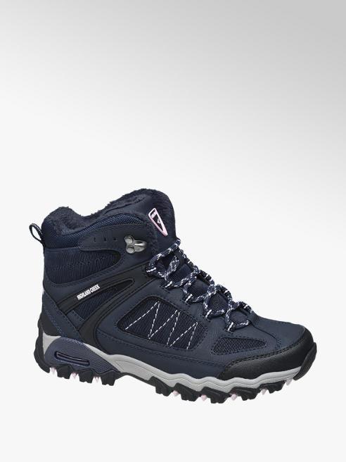 Highland Creek Trekking Schuhe in Blau, gefüttert