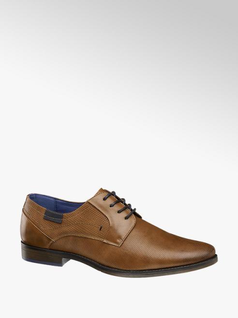 Bottesini Hnědá společenská obuv Bottesini