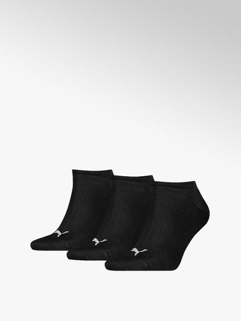 Puma Invisible Damen Sneaker Socken 3 pack 35-38