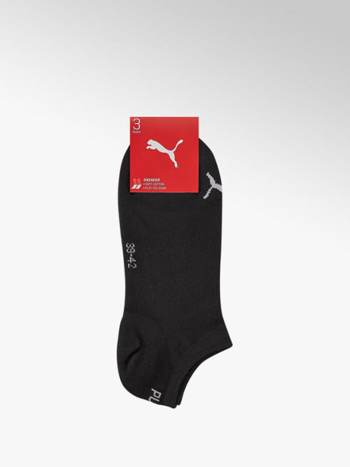 Puma Invisible Sneaker Socken 3 pack 39-42