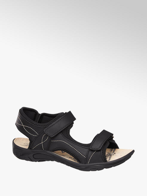Highland Creek Leder Sandalen