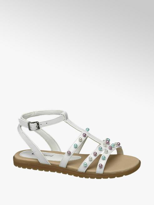 Graceland Junior Girl Pearl Embellished Sandals