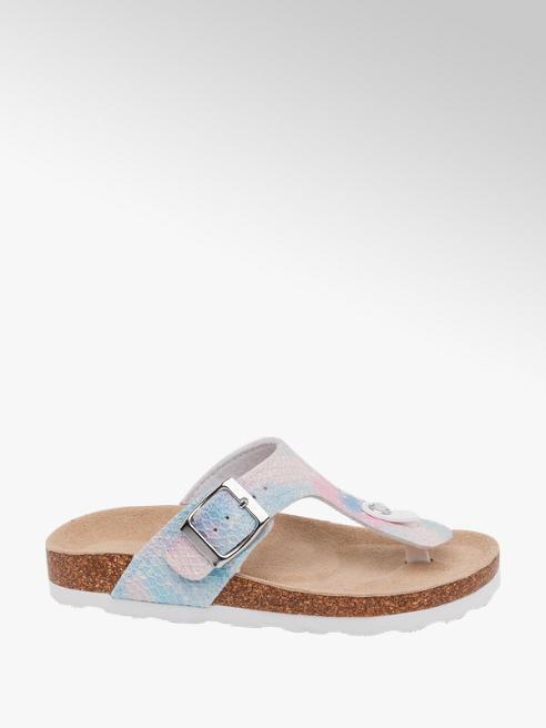 Graceland Junior Girls Footbed Sandals