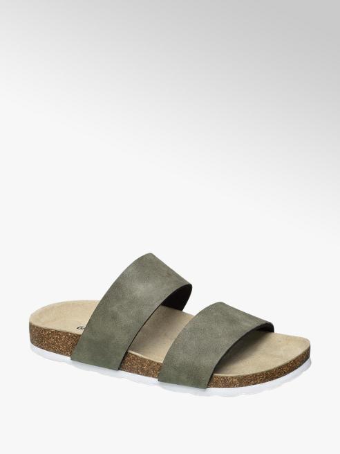 Graceland Keki pántos női papucs