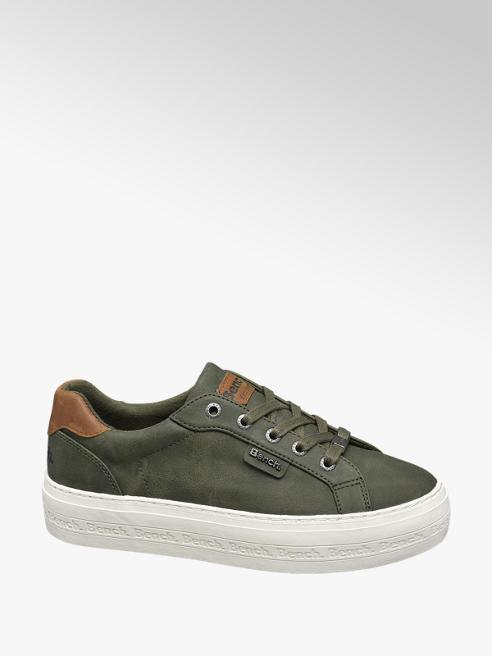 Bench Keki színű platform sneaker