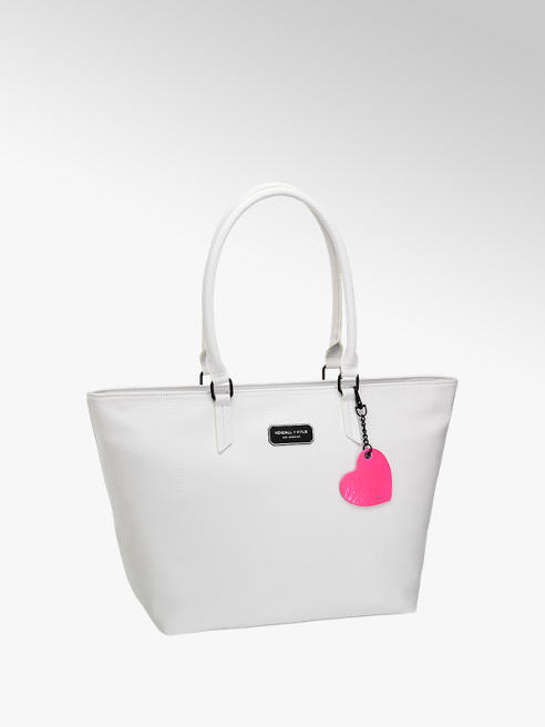 Kendall + Kylie Shopper in Weiß