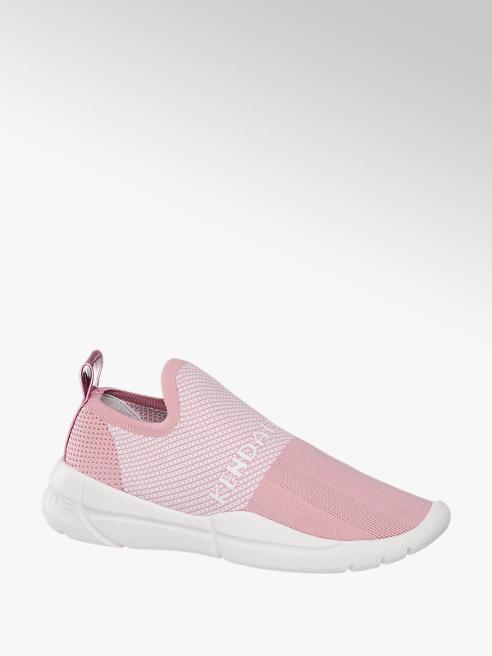 Kendall + Kylie Sock Sneaker in Rosa