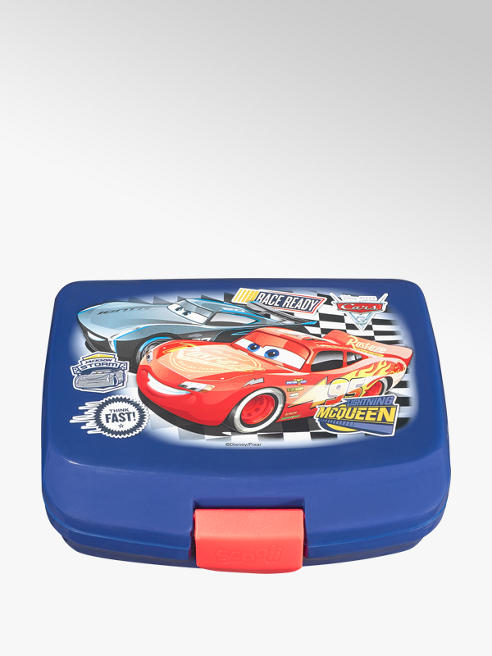 Cars Kinder Lunchbox